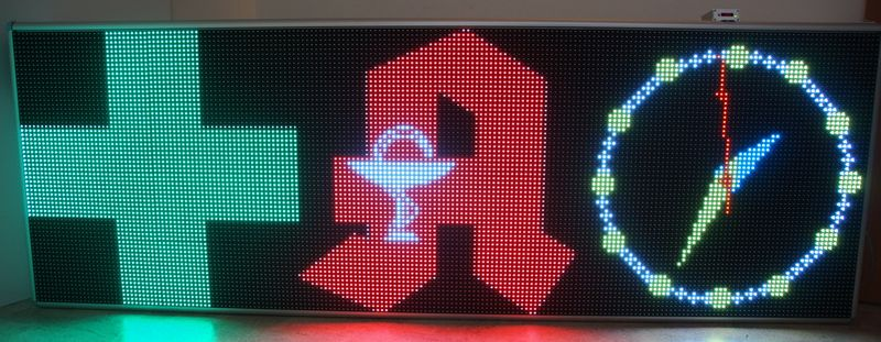 LED RGB Displays